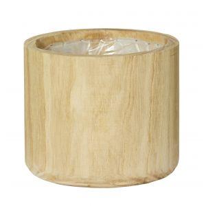 Rogue Dansk Cylinder Pot Natural 23x23x22cm