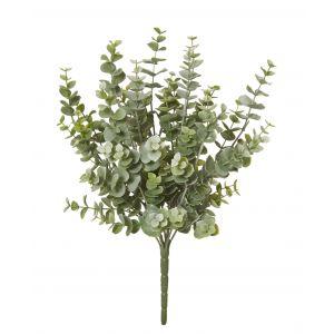 Rogue Eucalyptus Bush Grey Green 26x26x36cm