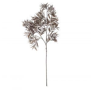 Rogue Deco Bamboo Leaf Spray Brown 50x7x105cm