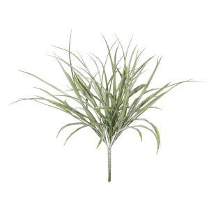 Rogue Yucca Grass Bush Grey Green 48x48x45cm