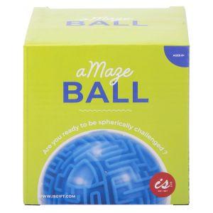 IS GIFT  aMaze Ball  Blue