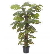 Rogue Monstera Totem Plant-Garden Pot Green 65x65x122cm