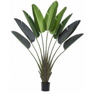 Rogue Travellers Palm Green 130x30x190cm