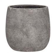 Rogue Tub Pot Grey 24x24x23cm