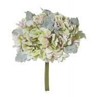 Rogue Hydrangea Bouquet Multi Colour 25x25x28cm