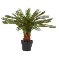 Rogue Cycas Plant Green 42x42x72cm