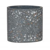 Emporium Frolic Pot Blue 14x14x13cm