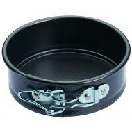 MasterPro N/S Springform Round Cake Pan Black External 12.5x12.5x4cm/Internal 11x11x4cm